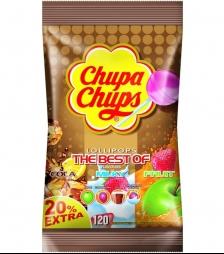 Γλυφιτζούρι chupa chups 120τεμ