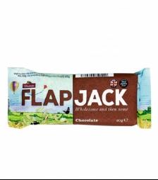 Flapjack σοκολατα