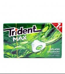 TRIDENT max δυόσμος