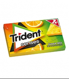 TRIDENT senses strawberry