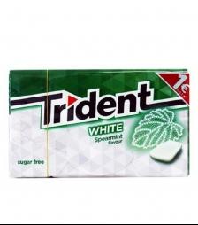 TRIDENT white δυόσμος