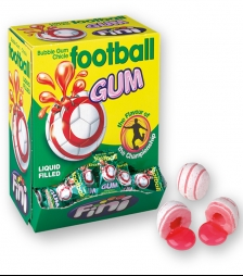 Fini football gum 200 τεμάχια
