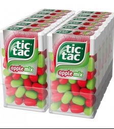 Tic tac apple mix 18gr