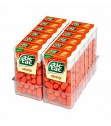 Tic tac orange 18gr