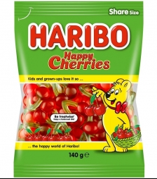 Haribo happy cherry