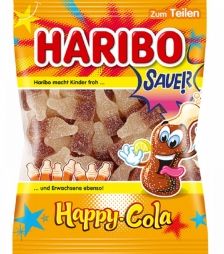 Haribo happy cola saver