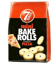 7Days Bake Rolls Πίτσα 70gr