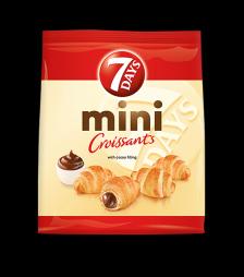 7Days croissant mini σοκολάτα 60gr