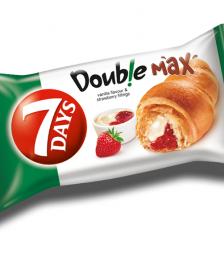 7Days double βανίλια φράουλα