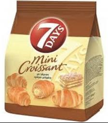 7Days mini croissant μιλφέιγ 185gr