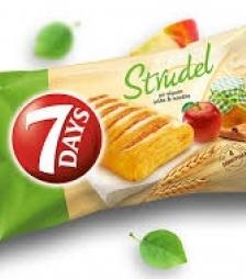 7Days strudel μήλο-κανέλα 80gr