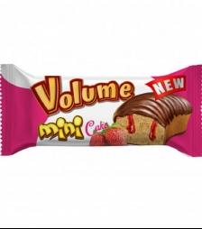 Volume mini cake φράουλα 25gr