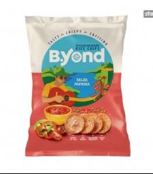 BYOND rice chips salsa paprika 70gr