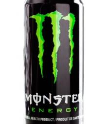 Monster πρασινο
