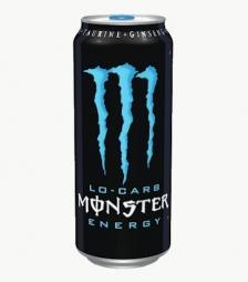 Monster μπλε