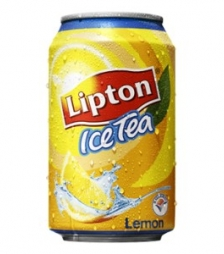 Lipton ice tea λεμονι