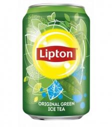 Lipton ice tea πρασινο