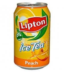 Lipton ice tea ροδακινο