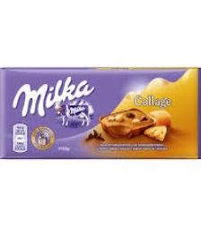 Milka 100gr collage caramel