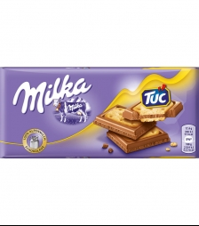 Milka 100gr tuc