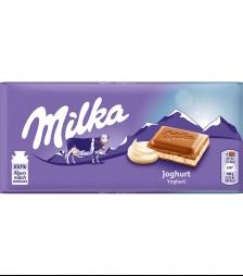 Milka 100gr yoghurt
